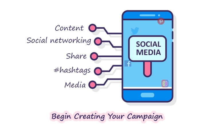 Types of social media campaigns