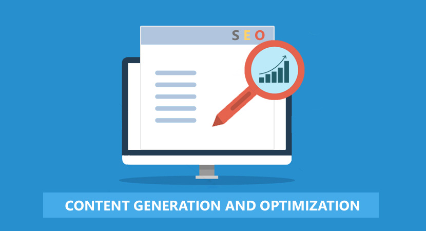 Content Generation And Optimization