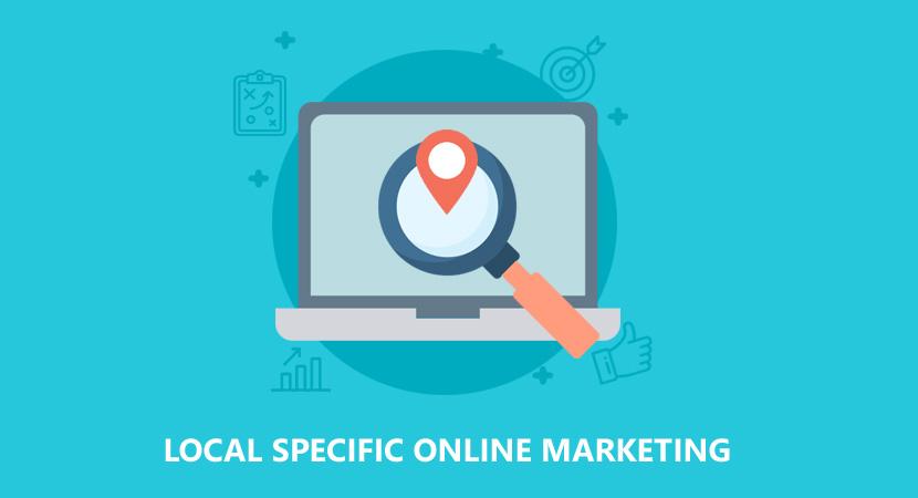 Local Specific Online Marketing