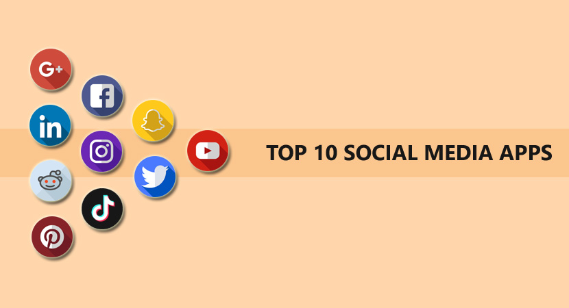 What Are The Top 10 Social Media Apps