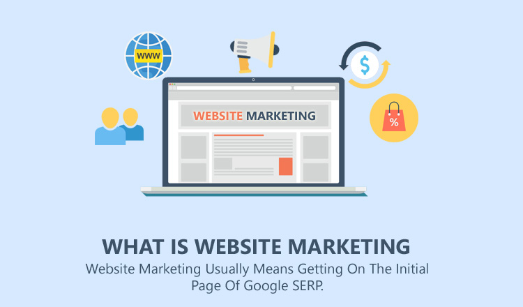 What Is Website Marketing